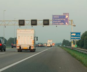 Picture weegpunt A12